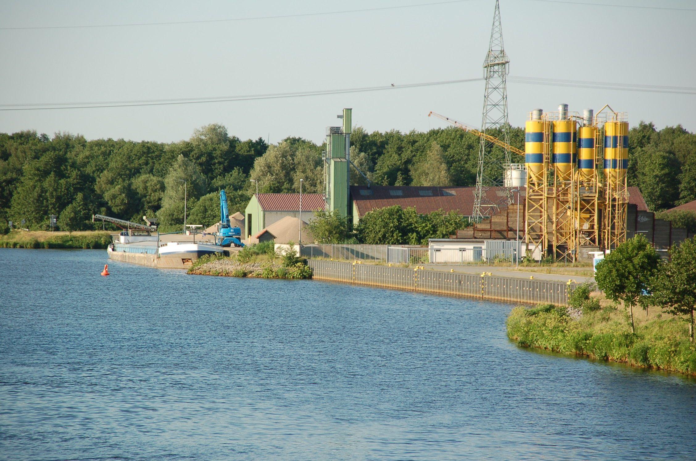 Hafen Lathen