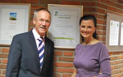 """""""Bioenergiedorf wie es im Buche steht"""""""