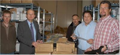 Werkzeughandel WTC braucht mehr Platz; Niederlangen: Unternehmen zieht vom Gründerzentrum in größere Hallen um – Neueinstellungen geplant