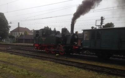 Emsländische Eisenbahn zwischen Lathen und Sögel rollt wieder