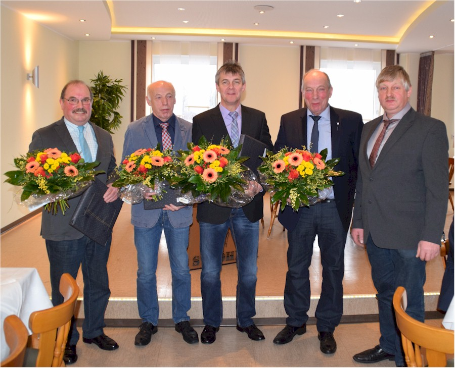 Fresenburg würdigt Verdienste von Bernhard Johanning