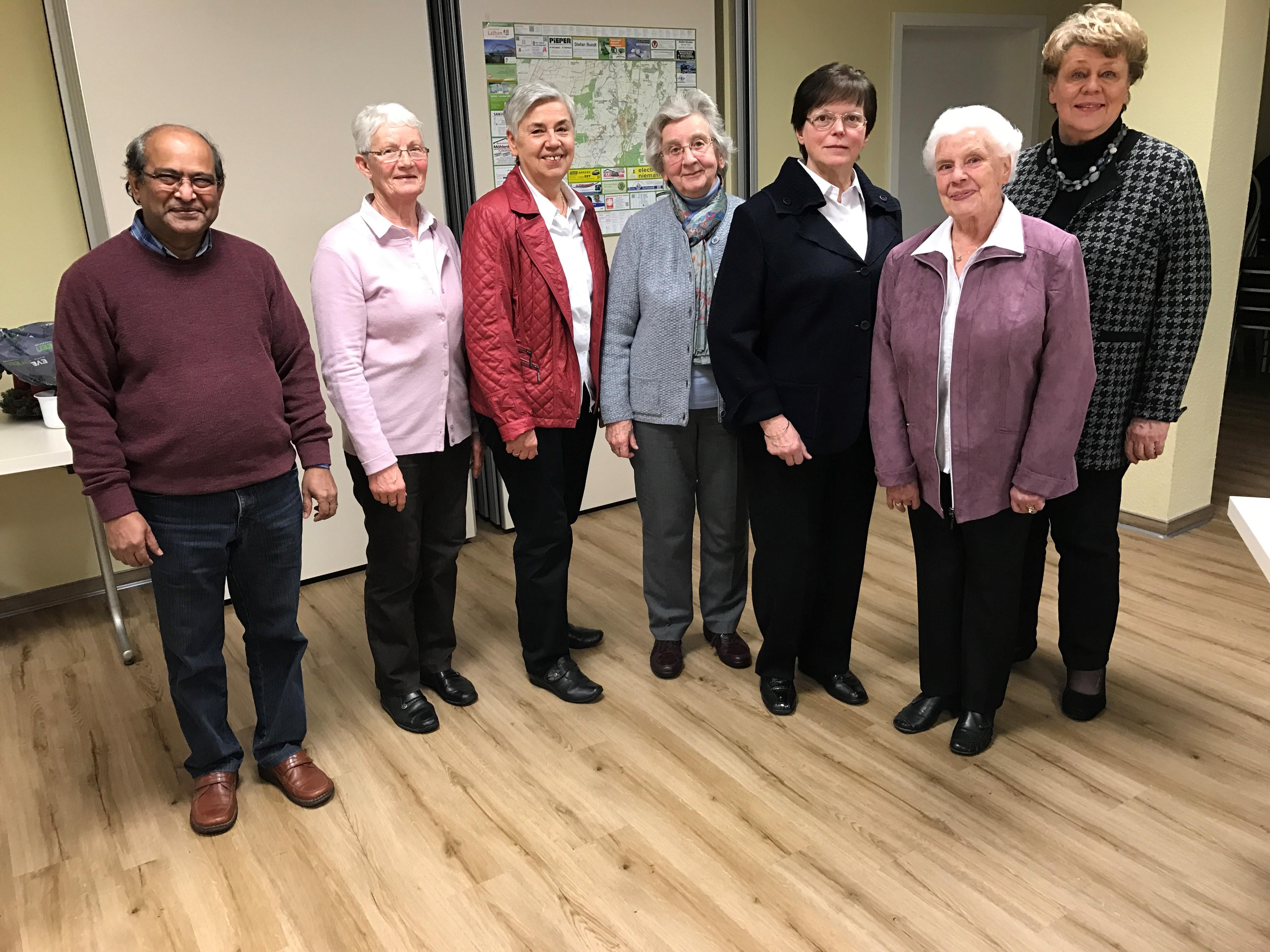 Kath. Öffentliche Bücherei Lathen – Verabschiedung langjähriger ehrenamtlicher Mitarbeiterinnen