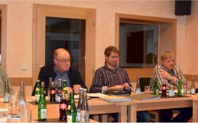 """Sitzung des Arbeitskreises """"Dorferneuerung Fresenburg – Renkenberge"""""""