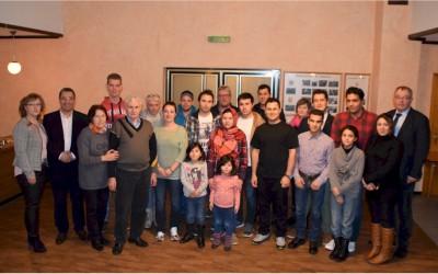 Neujahrsempfang der Gemeinde Oberlangen