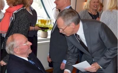 90. Geburtstag Gerhard Raming-Freesen