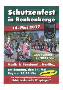 Schützenfest Renkenberge