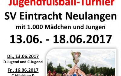 Jugendsportwoche SV Eintracht Neulangen