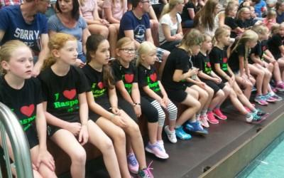 Freundschaftsspiel der weiblichen U 16  Volleyball-Nationalmannschaft gegen die Niederlande in Lathen