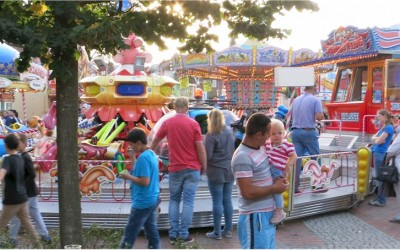Kirmes in Lathen
