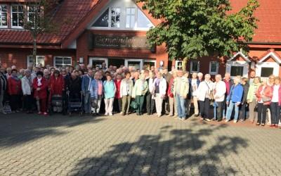 Seniorenfahrt der Gemeinde Lathen