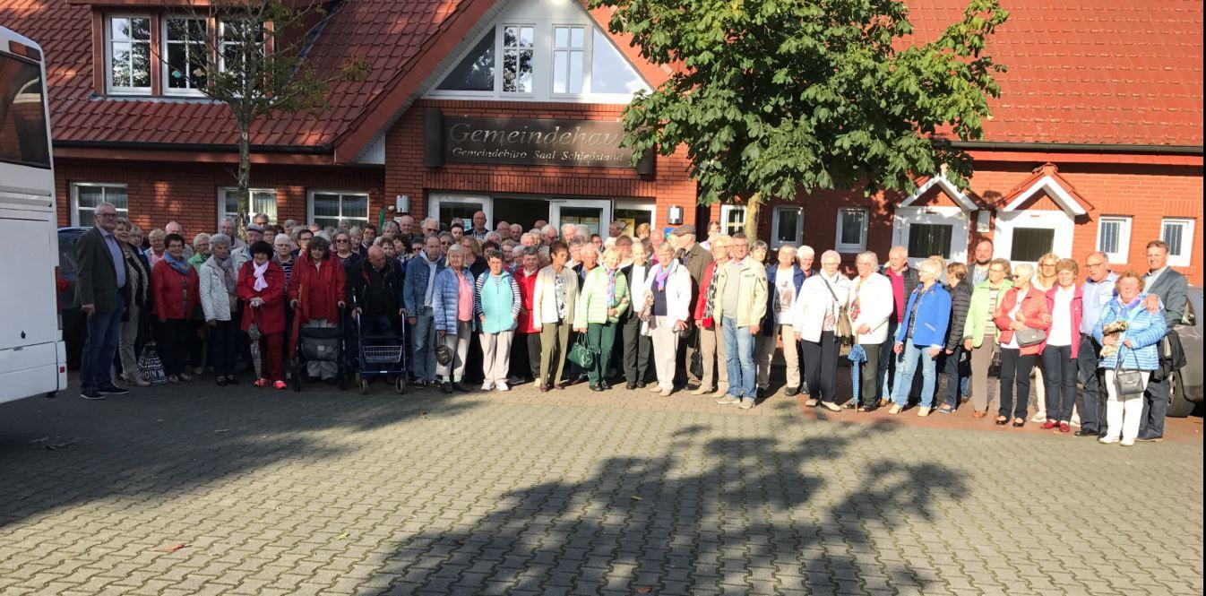 Lathener Seniorinnen und Senioren zu Gast in Renkenberge