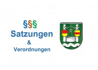 Hauptsatzung der Gemeinde Lathen vom 20.06.2017