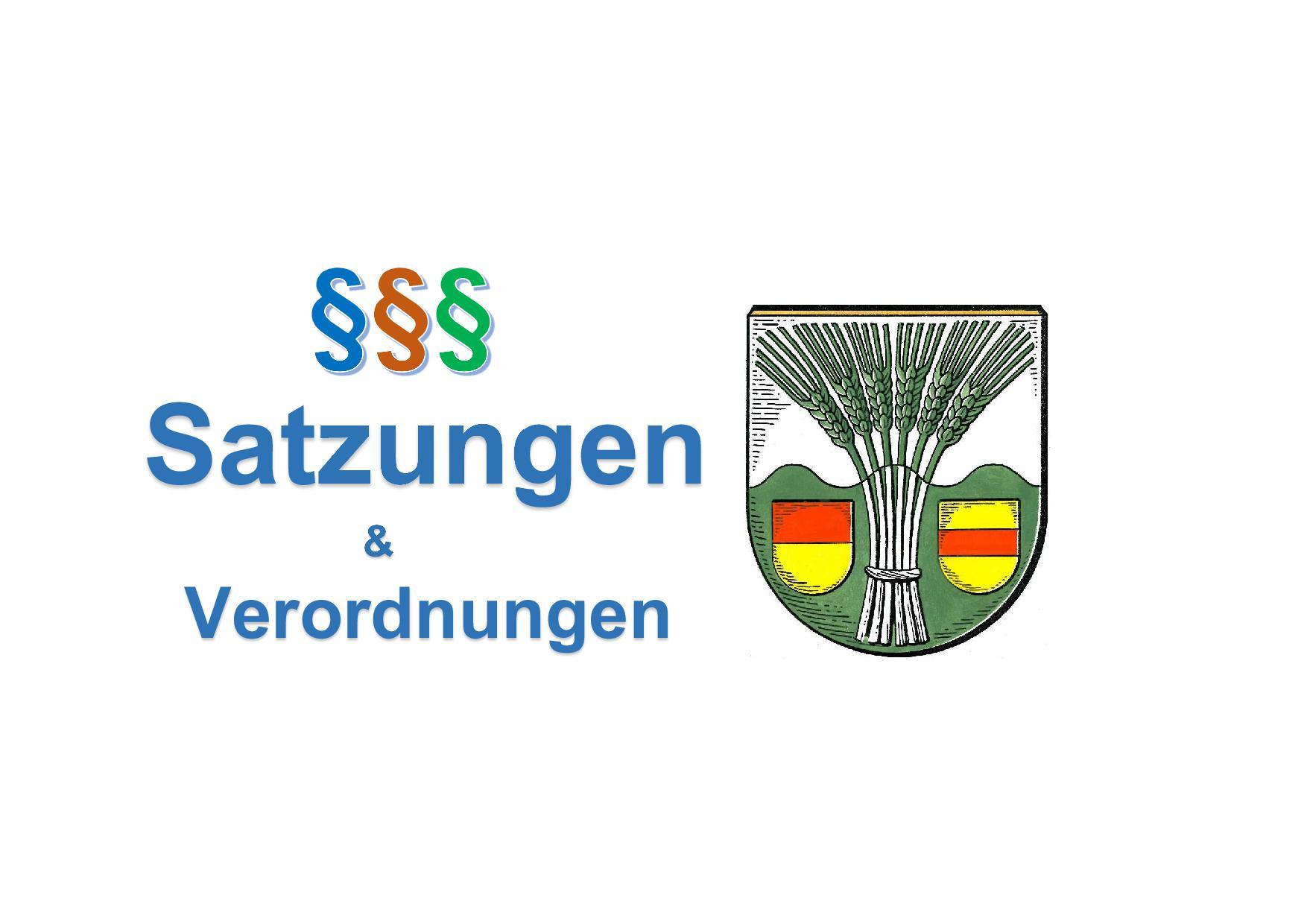 Satzung der Kommunalwerke der Samtgemeinde Lathen Anstalt öffentlichen Rechts