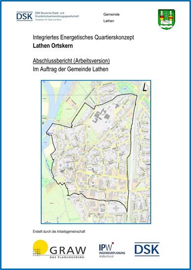 """Energetisches Quartierskonzept """"Lathen-Ortskern"""""""
