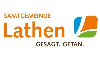 Die Samtgemeinde Lathen stellt ein.