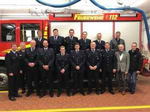 Feuerwehr Sustrum I