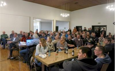Erfolgreiche Bürgerversammlungen