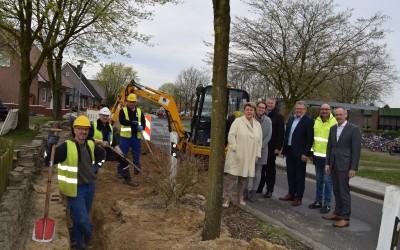 Ausbauarbeiten in Lathen starten  Glasfaser-Direktanschlüsse künftig für rund 1.300 weitere Haushalte /  Infoveranstaltungen und Beratungstage im Mai