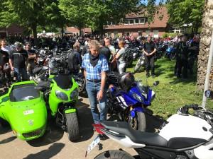 Motorradmesse Oberlangen 2018