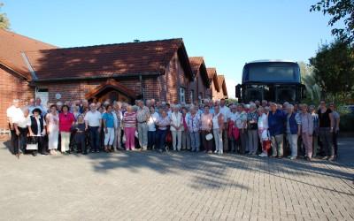 Rückblick:  Seniorenfahrt der Gemeinde Lathen