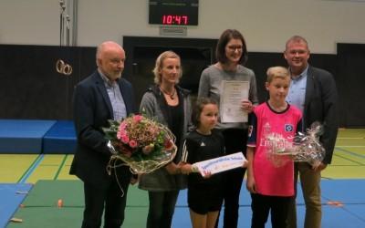 """Einweihungsfeier der """"Sporthalle Langen"""""""