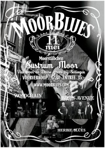 Plakat Moorblues