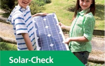 """Kampagne """"Solar-Check"""""""