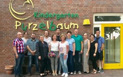 Mitgliederversammlung des Fördervereins Kindergarten Purzelbaum