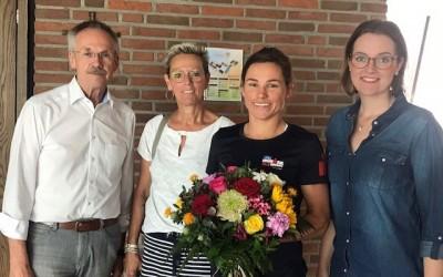 Anna Lechowicz gewinnt Agegroup-Rennen bei der Ironman-EM 2019