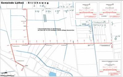 """Ausbau des Wirtschaftsweges """"Ströhnweg"""" in Lathen"""
