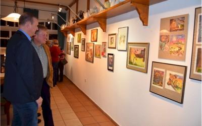 Kunstausstellung im Haus der Begegnung