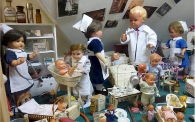 """Auszeichnung für das Puppenmuseum im Bürgerhaus """"Alte Schule"""""""