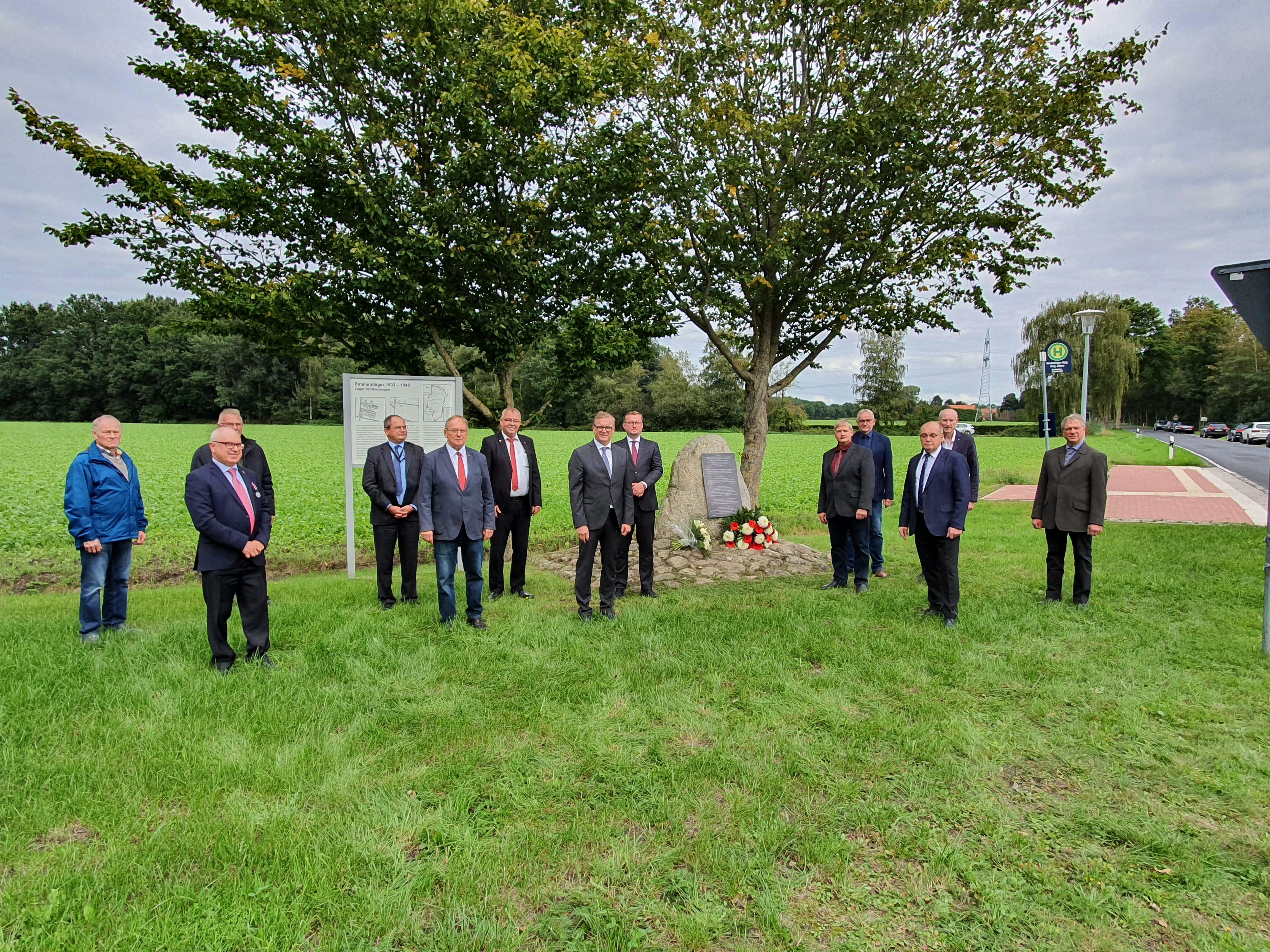 Besuch des polnischen Generalkonsuls