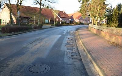 Sanierung der Landesstraßen