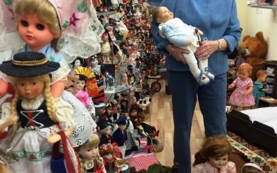 Puppenmuseum in Niederlangen – öffnet wieder nach der Corona-Pause