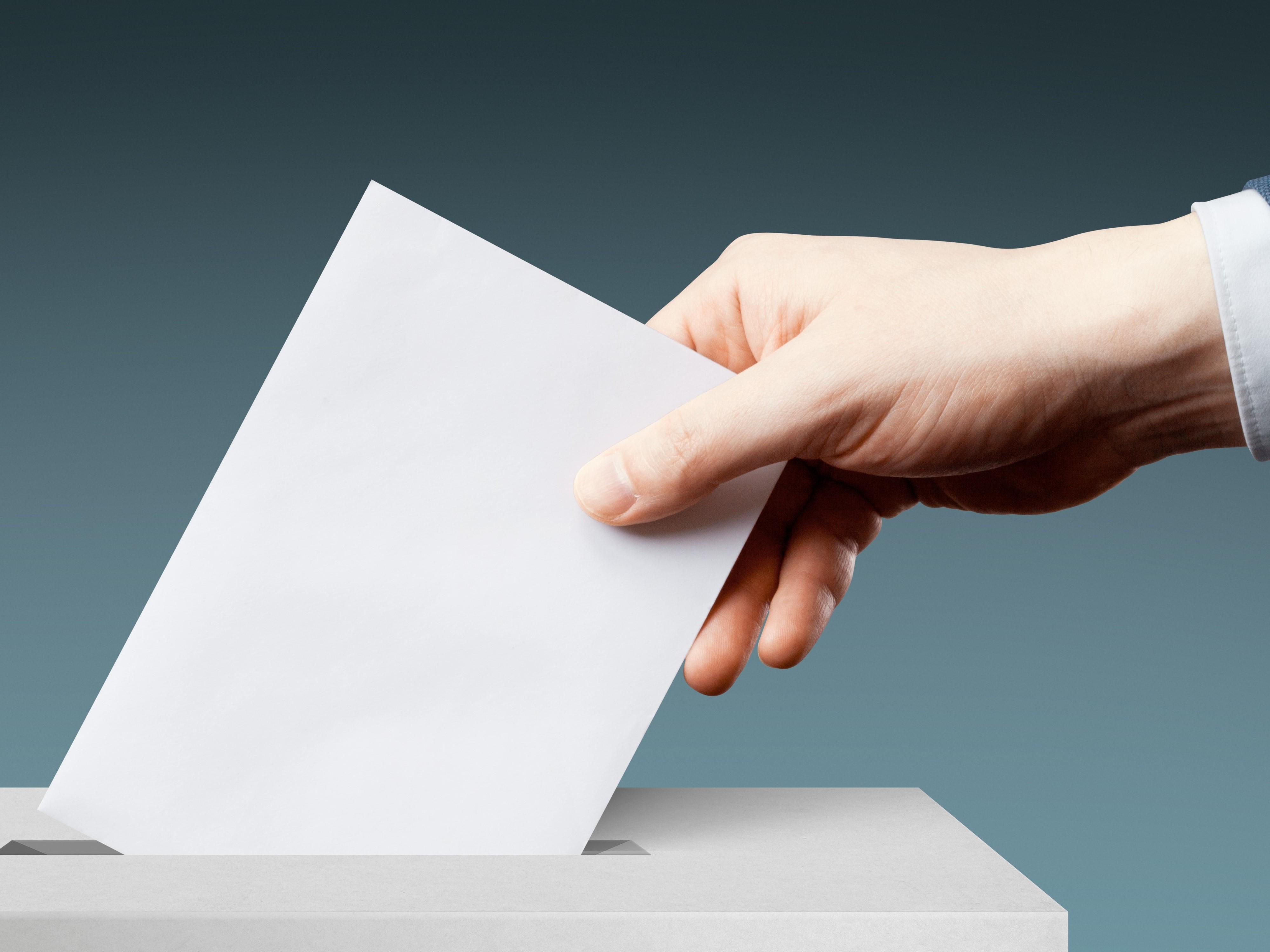 Erreichbarkeit am Wahlsonntag